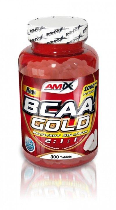 BCAA Gold 300 Tabs