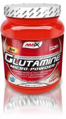 Glutamine Micro Powder 500 Gr