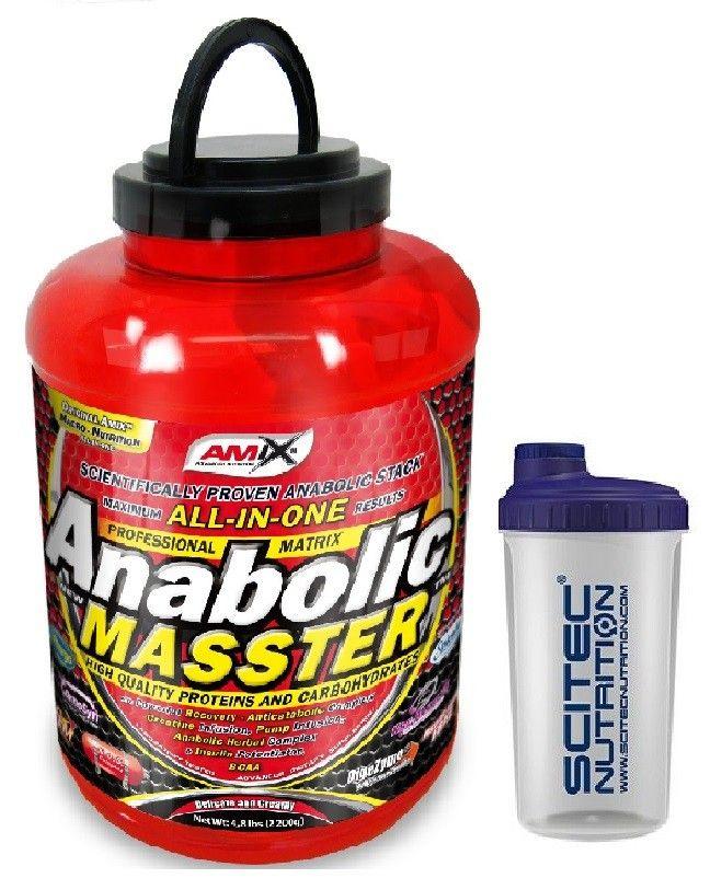 ANABOLIC MASSTER 2.2KG AMIX