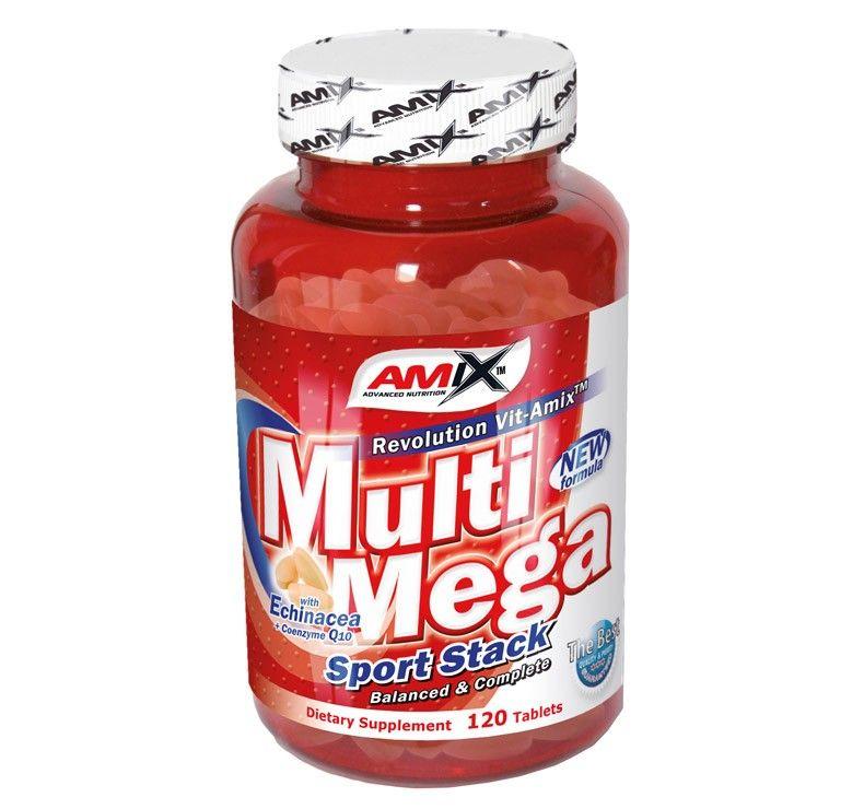 Multi Mega Stack 120 Caps