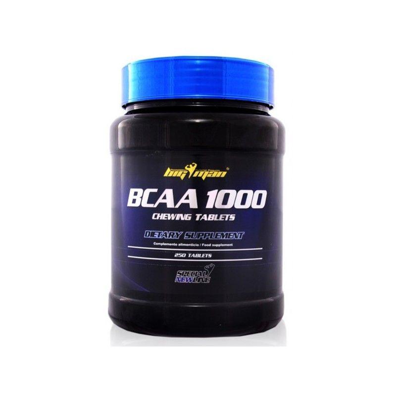 BCAA,S 1000 250 Tabs