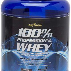 100% Professional Whey 2,27 Kg BIG MAN