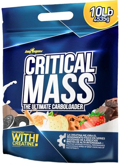 Critical Mass 2,3 Kg