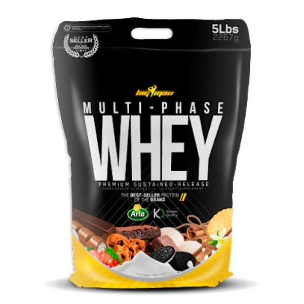 Multi-Phase Whey 2,27 Kg