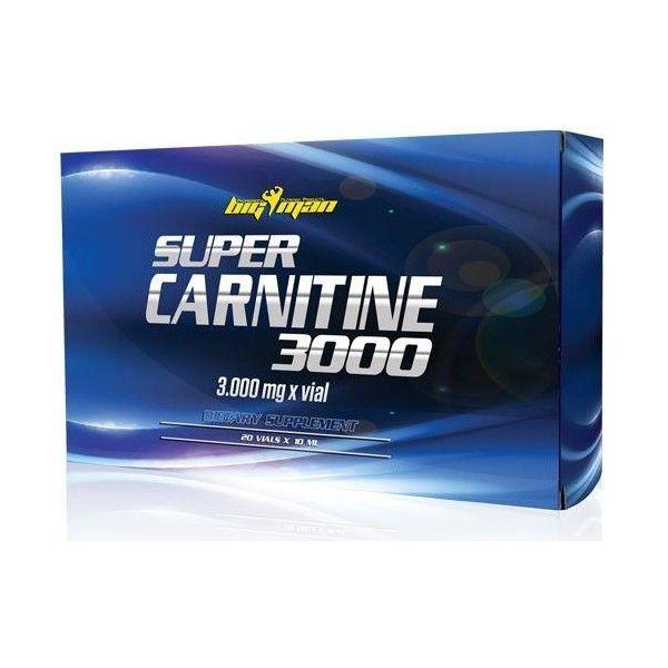 Super Carnitine 3000 20 Viales