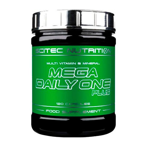 Mega Daily One Plus 120 Caps
