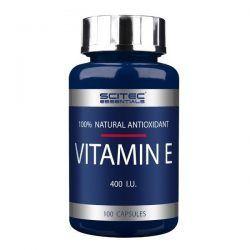 Vitamina E Scitec essential 100 Caps