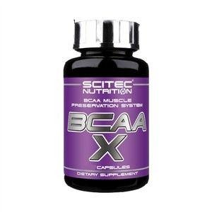 BCAA,S X 120 Caps Scitec