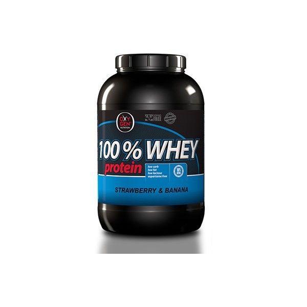 100% Whey Protein 1Kg