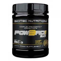 Pow3rd 350 Gr scitec nutrition