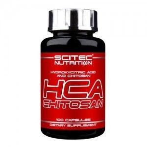 HCA CHITOSAN 100 Caps SCITEC