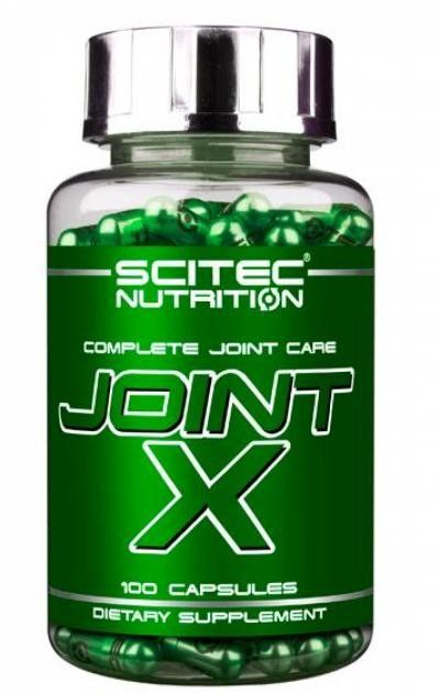 J-X Complex 100 Caps Scitec