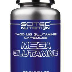Mega Glutamine 90 Caps Scitec