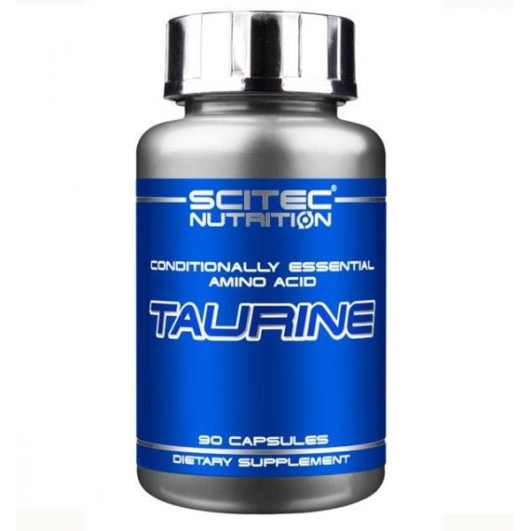 Taurine 90 Caps Scitec