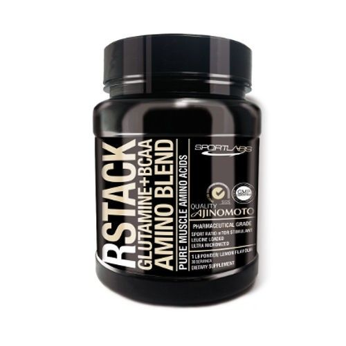 RSTACK GLUTAMINE+BCAA 500 GR.