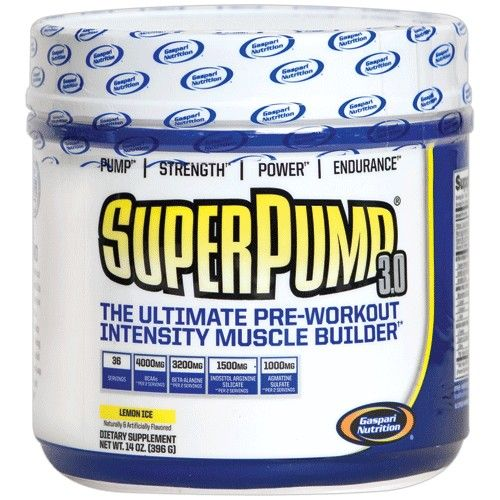 SUPERPUMP 3.0 396 grs.