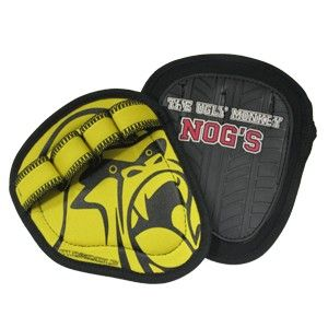 GUANTILLAS NOG (Neoprene Open Glove) Banana-Yellow