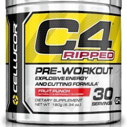 C 4 RIPPED 180 grs.
