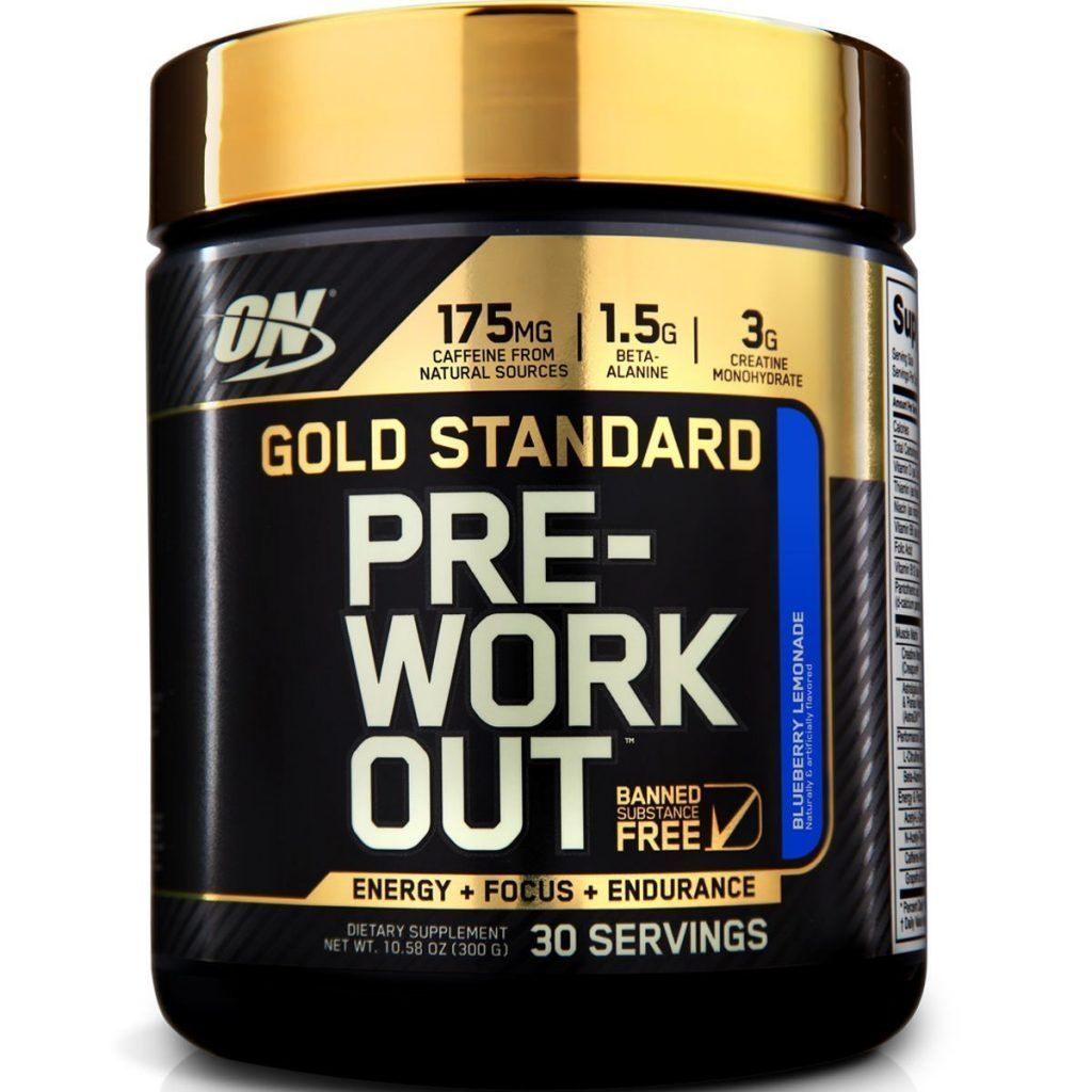 PRE-WORKOUT 330 GR. - ON