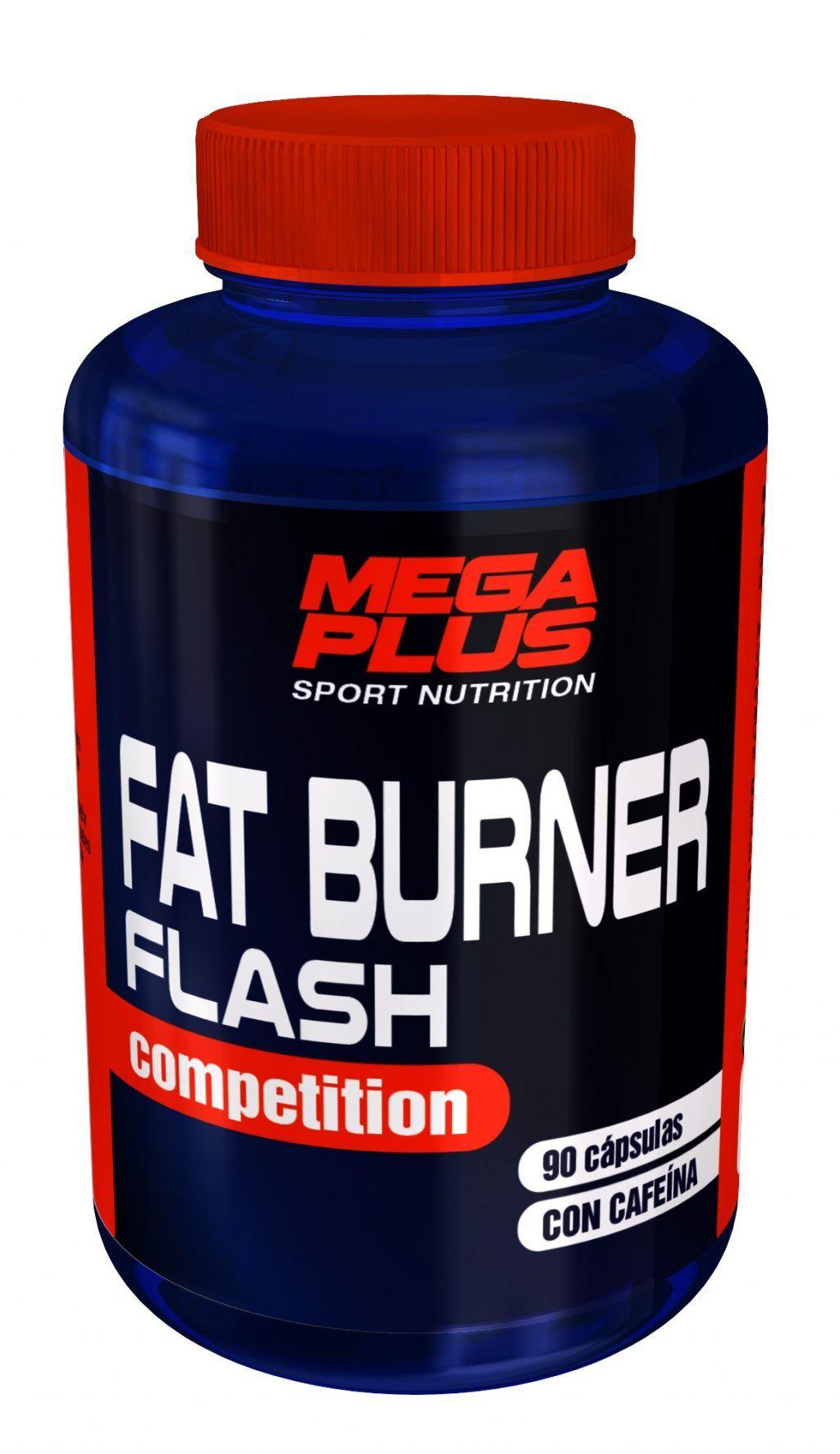 FAT BURNER FLASH 90 CAPS. MEGA PLUS