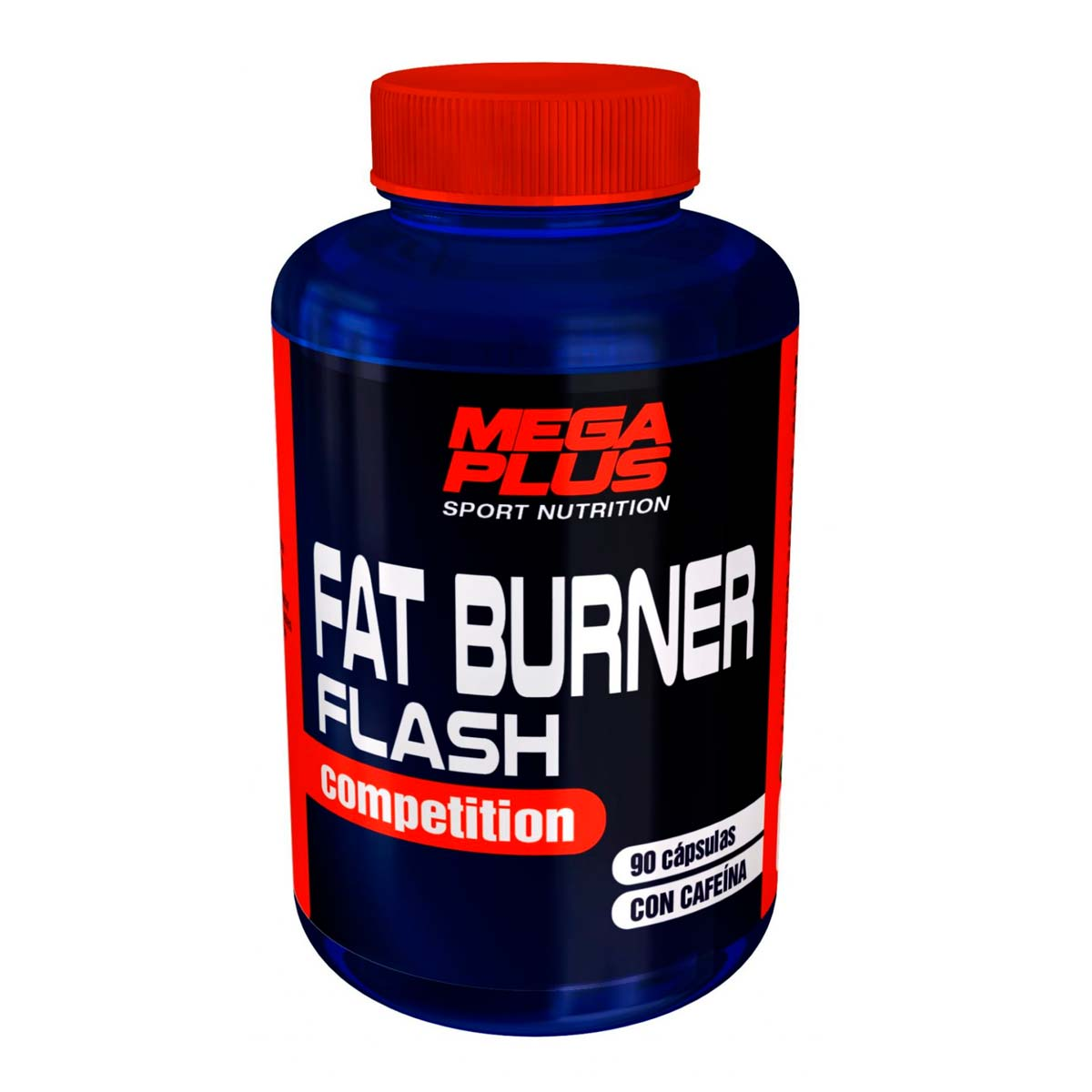 FAT BURNER FLASH 90 CAPS. MEGA PLUS
