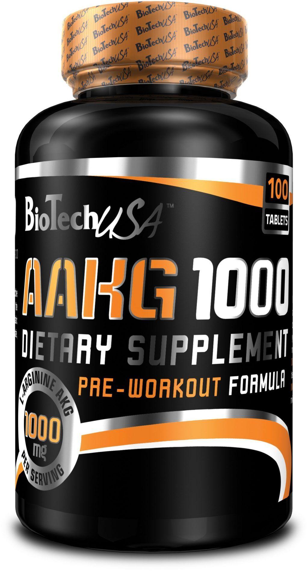 AAKG 1000 - 100 tabs.