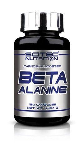 Beta Alanine 150 caps. Scitec