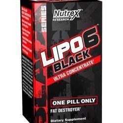LIPO 6 BLACK ULTRA CONCENTRATE 60 caps.