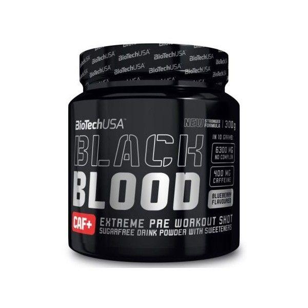 BLACK BLOOD CAF+ 300 grs.