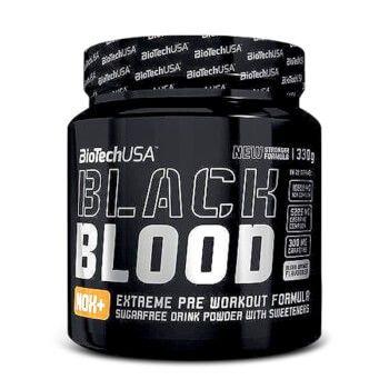 BLACK BLOOD NOX+ 330 GRS.