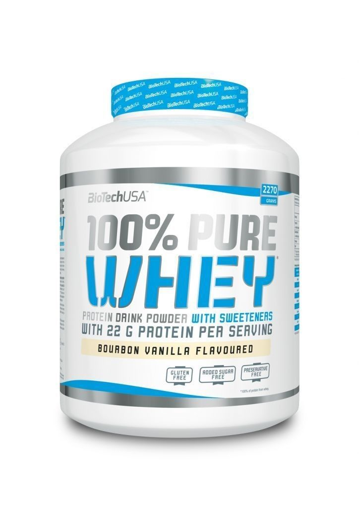 100% PURE WHEY 2270 grs.