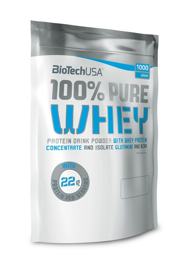 100% PURE WHEY 1000 grs.