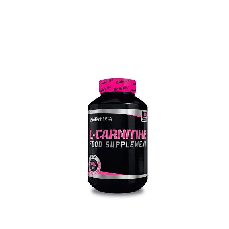 L-CARNITINE 1000 mg. 60 tabs.