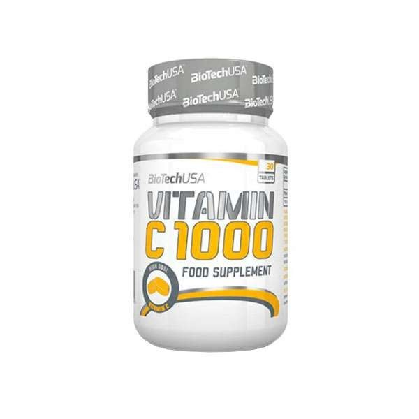 VITAMIN C 1000 100 tabs.