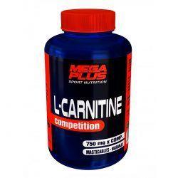 L-CARNITINE COMPETITION 50 comp. masticables
