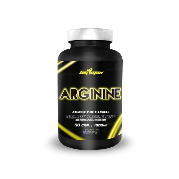ARGININE 90 caps. 1000 mgs.