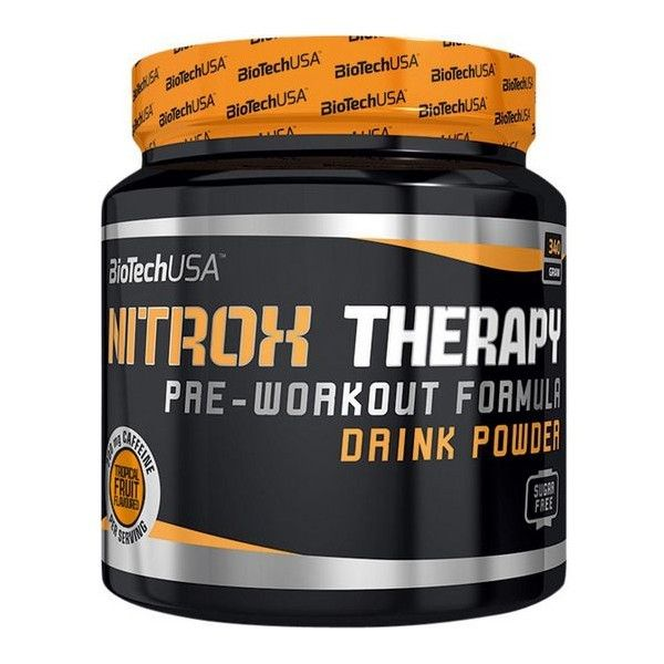 NITROX THERAPY 340 grs.
